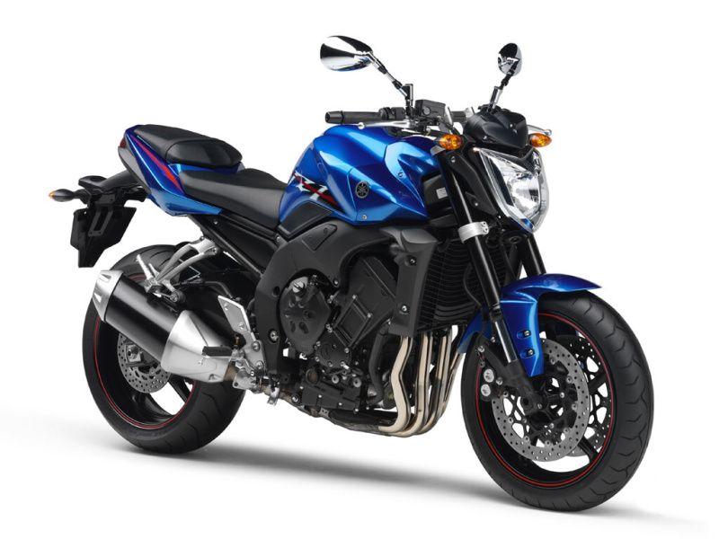 мотоцикл yamaha fz8