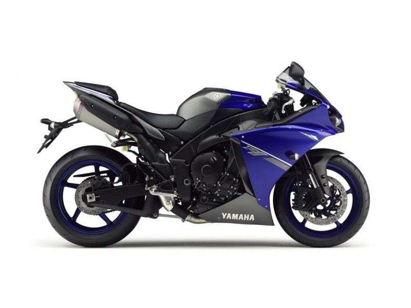 мотоцикл yamaha yfz r1
