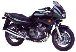 Yamaha XJ600S 98 1