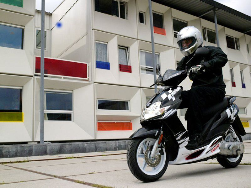 характеристики скутера Ямаха Джог