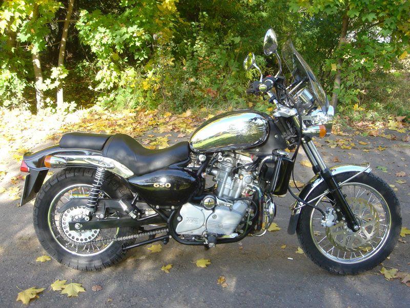 фото мотоцикла ява 650