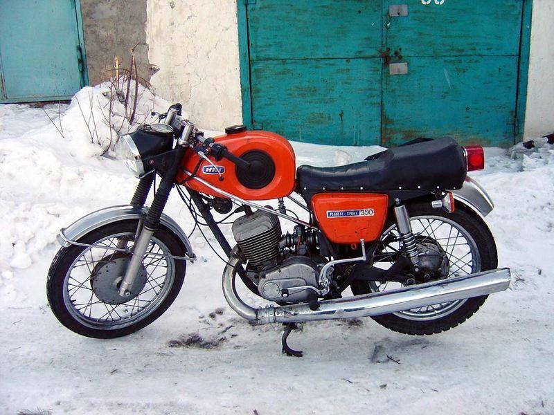 Мотоцикл Иж спорт