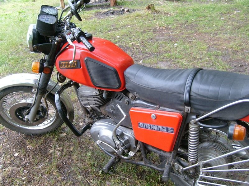 мотоцикл иж планета 5 характеристики