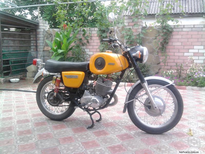 Мотоцикл Иж планета фото