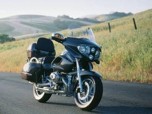 Мотоцикл BMW для путешествий