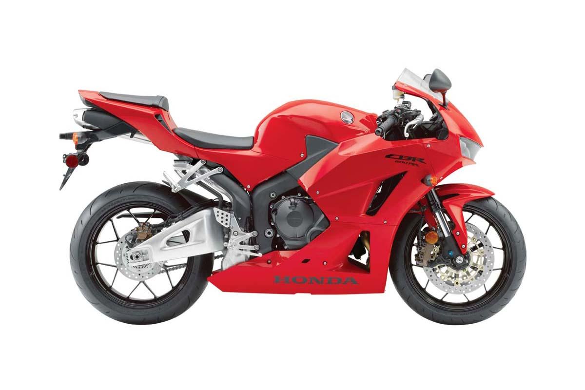 Honda cbr 600 rr фото