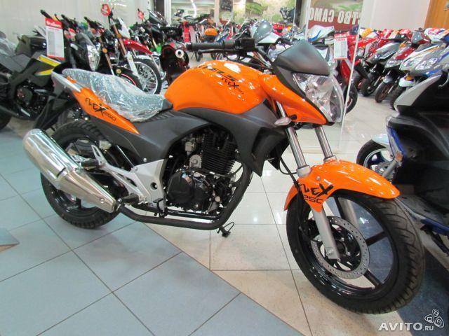 мотоцикл стелс флекс 250