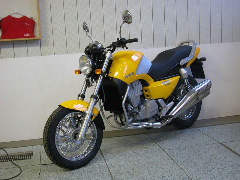 фото мотоцикла jawa 650