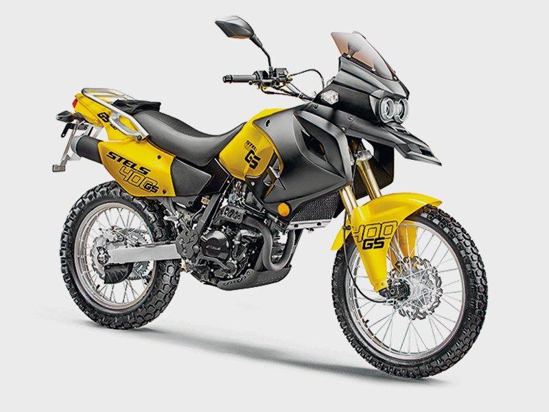характеристики мотоцикла стелс 400 гс