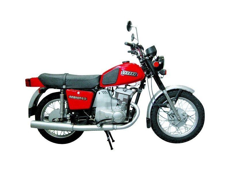 Фото мотоцикла иж планета 5