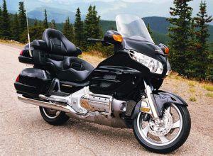 Мотоцикл для дальних пушетествий
