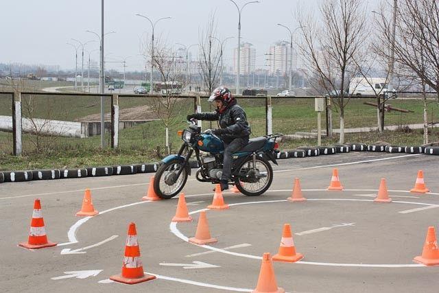 Пдд для мотоциклистов