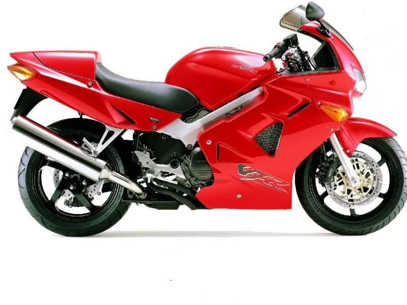 Honda VFR800 98 2