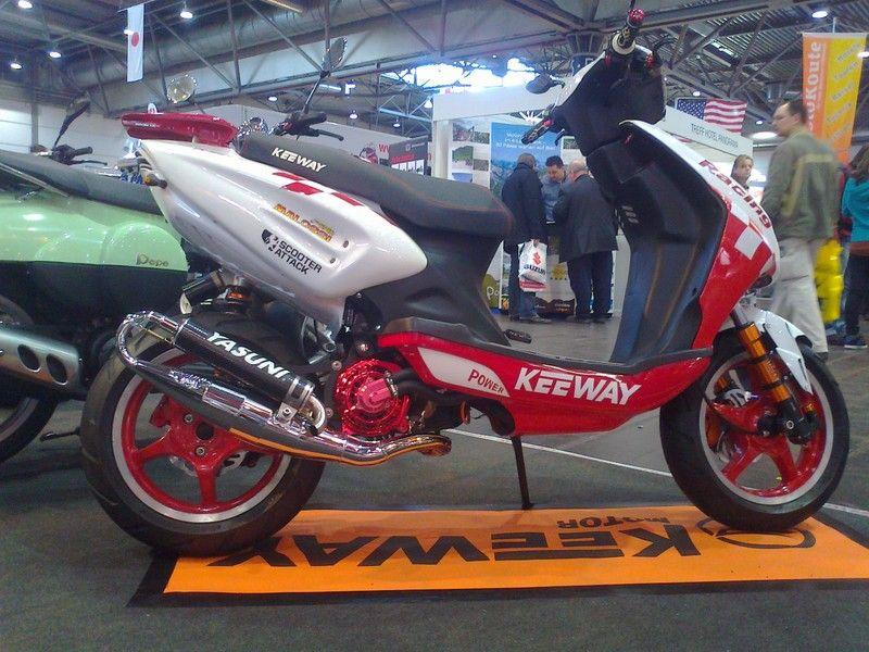 обзор Keeway RY8