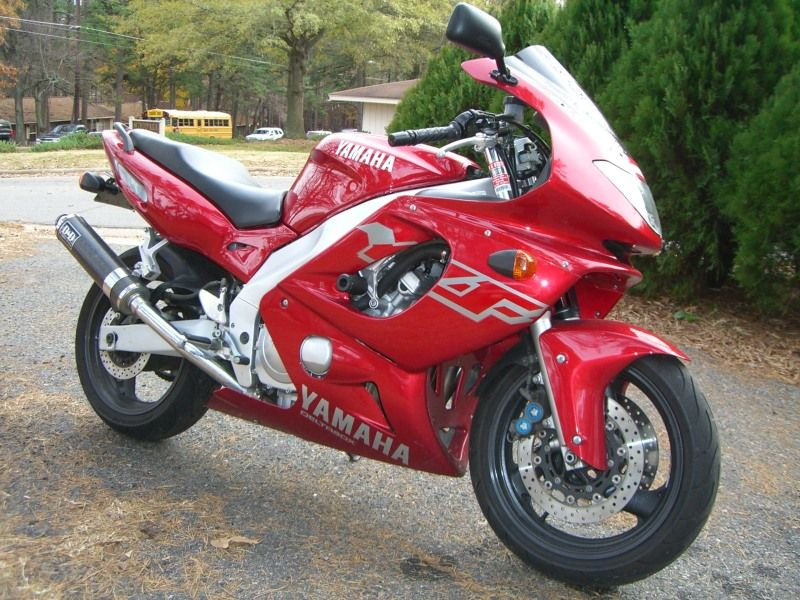1999YZF600R