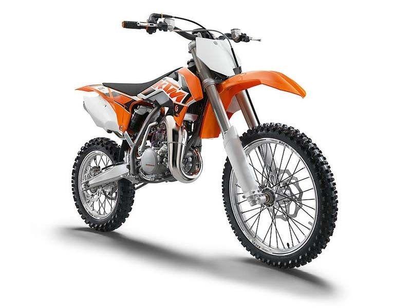 обзор мотоцикла ktm 85