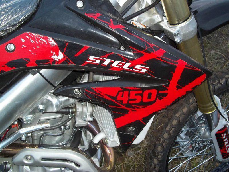 stels 450