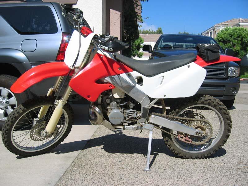 CR250 3
