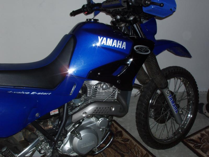 обзор yamaha xt 600
