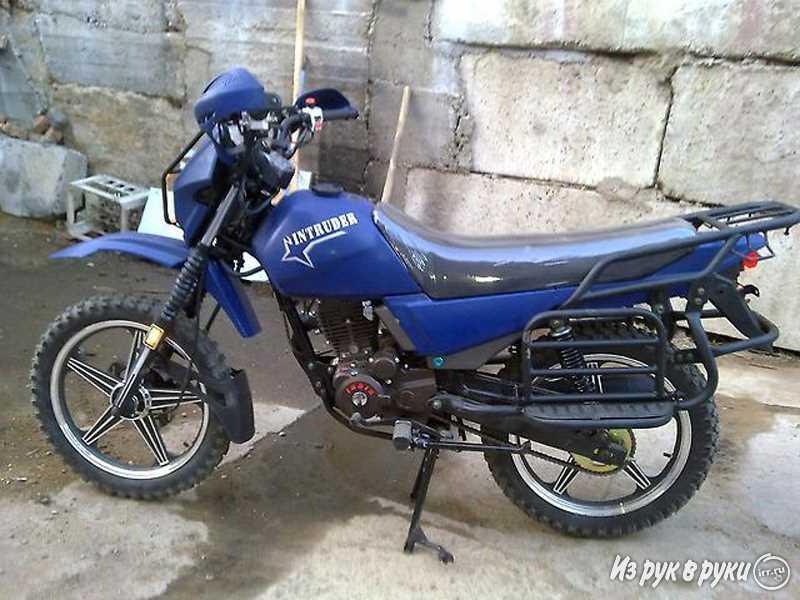 мотоцикл irbis intruder 200g