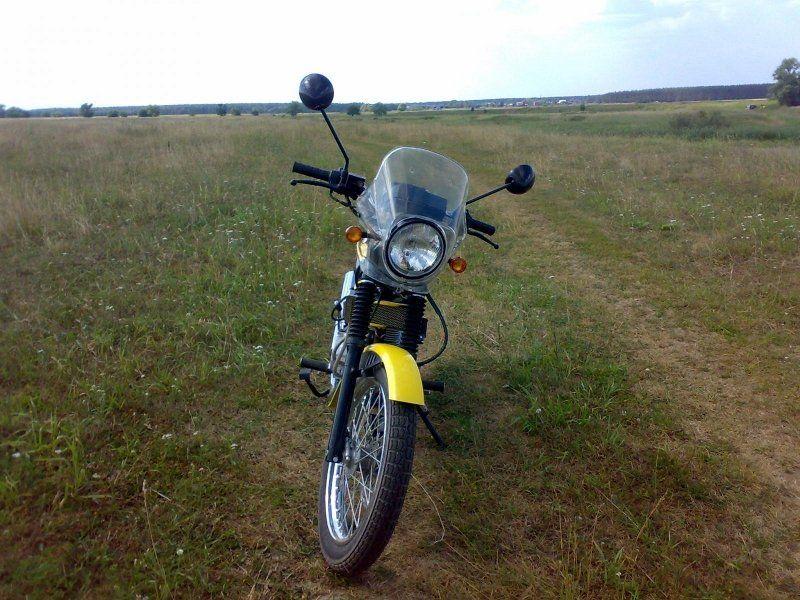 Обзор мотоцикла минск с4 125