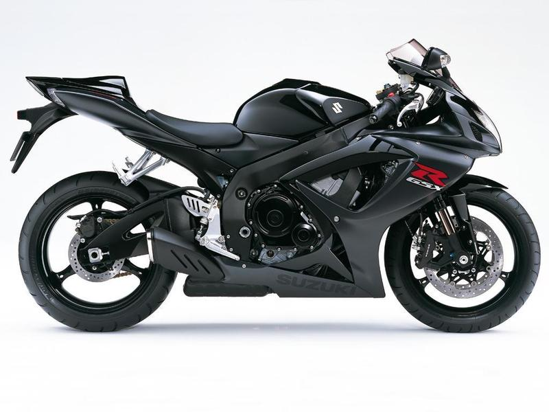 технические характеристики Suzuki GSX 600