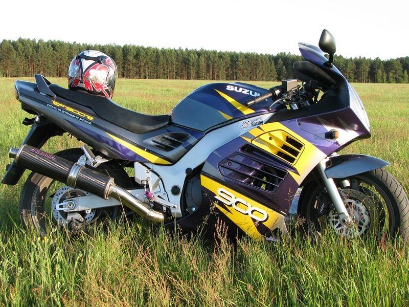 мотоцикл suzuki rf 90