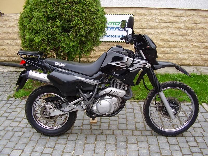 характеристики мотоцикла yamaha xt 600