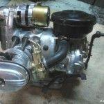 двигатель мотоцикла урал технические характеристики