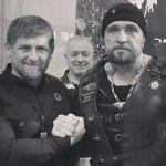 кадыров подарил мотоциклы ночным волкам