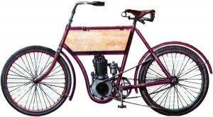 первый советский мотоцикл