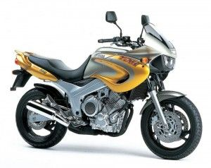 Yamaha TDW 850