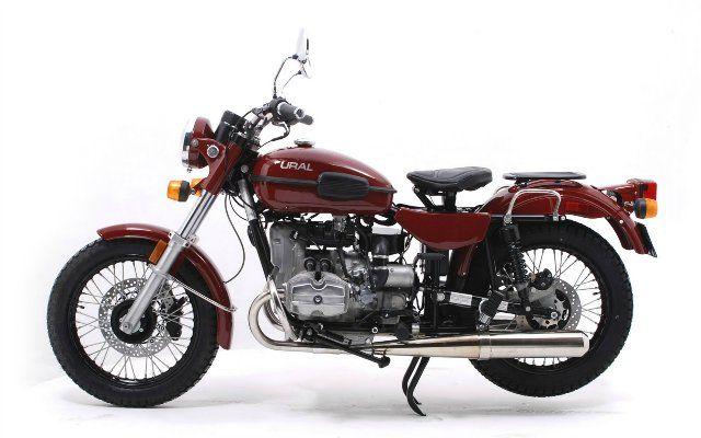 Фото мотоцикла Урал соло ст