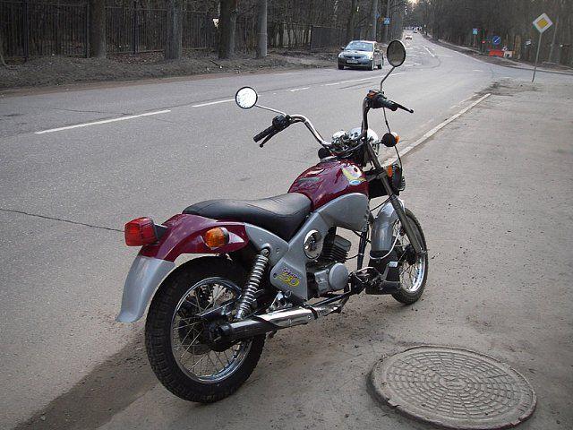 Мотоцикл Иж корнет