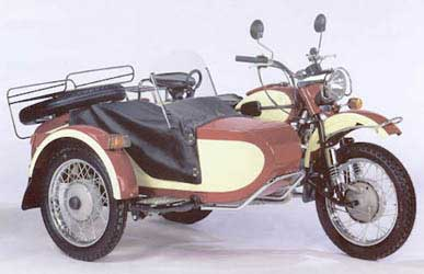 Фото мотоцикла Урал Турист