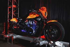 Cosmic Starship Harley-Davidson