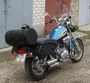Кофр на мотоцикл