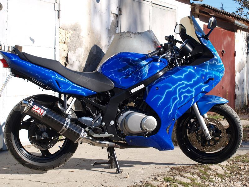 характеристики мотоцикла suzuki gs 500