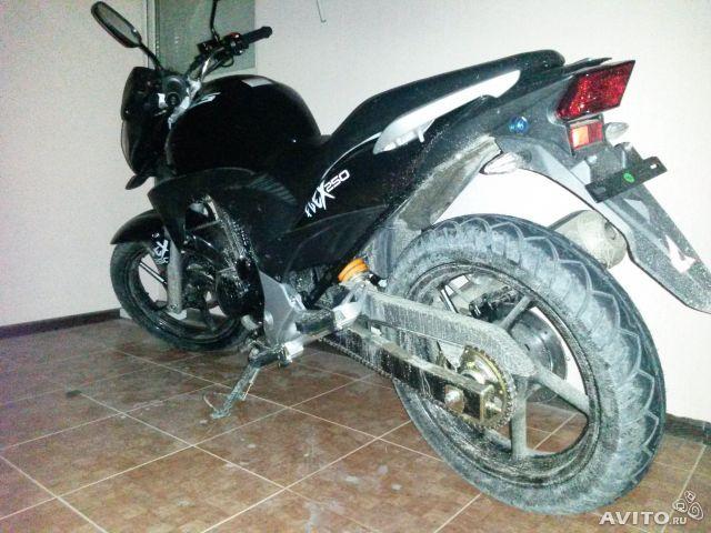 мотоцикл стелс флекс 250 характеристики