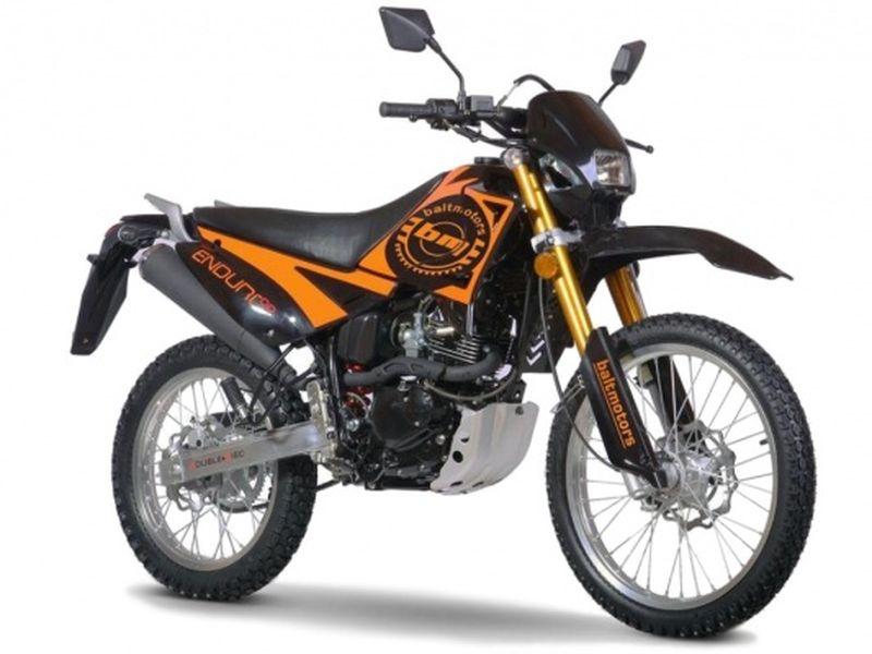 Baltmotors enduro 200 DD 3