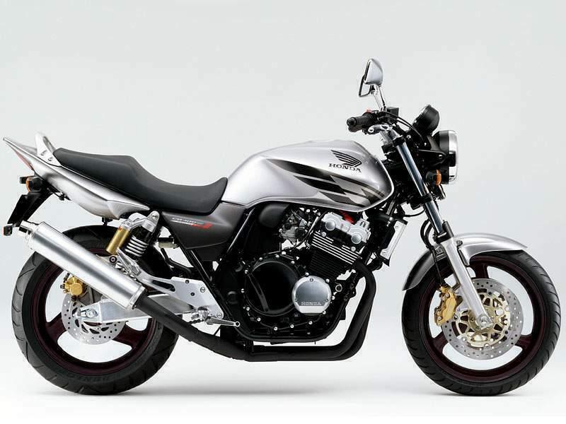 Honda CB400 Super four 05 2