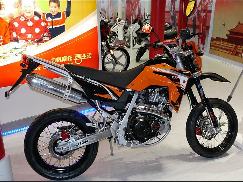 мотоцикл lifan lf 250gy7