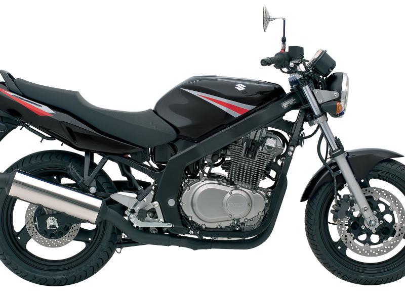 suzuki gs500 мотоцикл