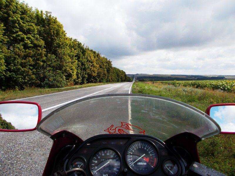 Как водить мотоциклом