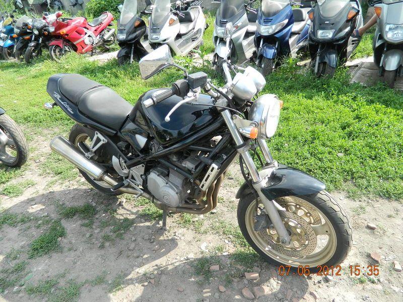 характеристики Suzuki GSF400 Bandit