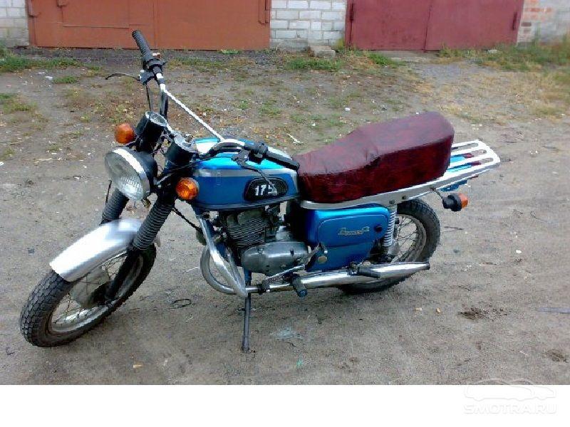 Характеристики мотоцикла Восход 2