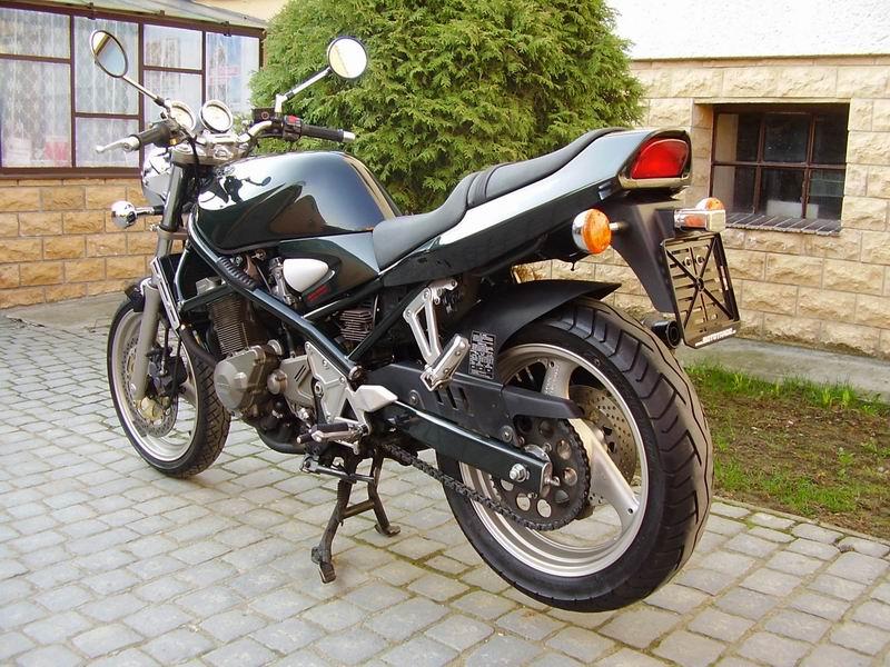 обзор Suzuki GSF400 Bandit