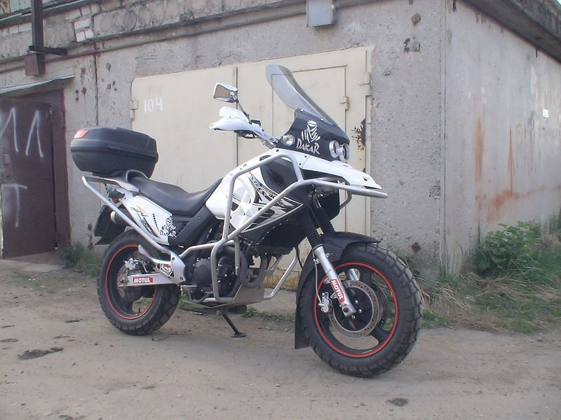 stels gt 400