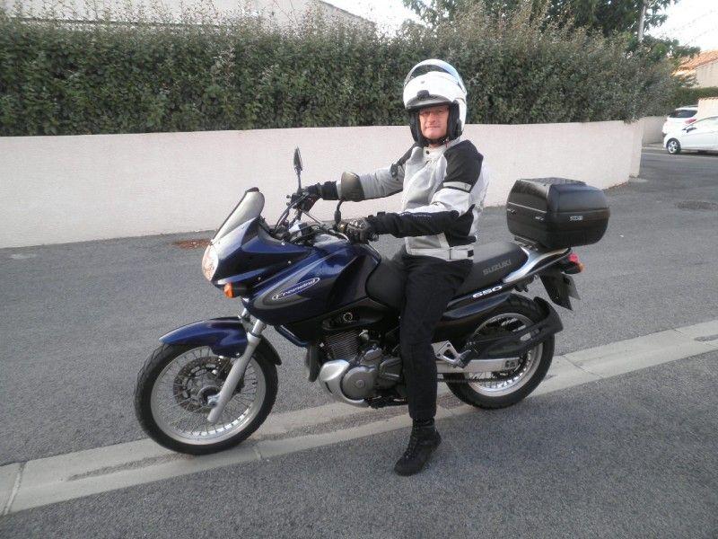 мотоцикл suzuki xf 650 freewind