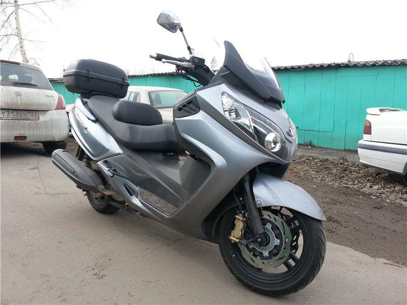 мотоцикл sym maxsym 400i